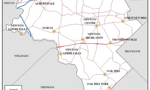 Villages of Newton